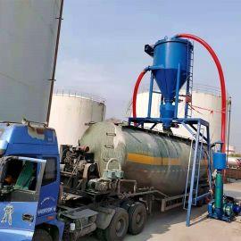 日照化工粉末清理库存吸料机高压吸送式气力粉末输送机