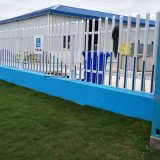 江蘇徐州圍牆護欄 塑鋼院牆護欄廠家