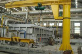 2吨BZD型定柱式悬臂吊 360度旋转单臂起重机
