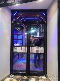 恩平鋼化玻璃肯德基門,店舖專用肯德基門