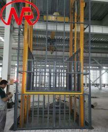 液压升降货梯 电动升降平台 货物提升机