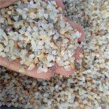 石茂供应陶瓷石英砂 滤水专用石英砂滤料 建材石英砂