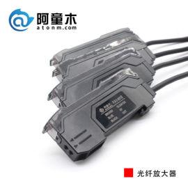 高精度数显 常开常闭互换 延时功能光纤传感器FA1