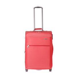 2020展会广告箱包袋可定制logo大红色拉杆箱户外箱包定做