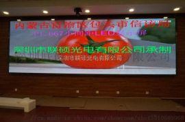 展厅LED电子显示屏 P1.6全彩屏价钱