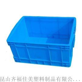 昆山塑料箱 昆山塑料周轉筐 昆山塑料託盤