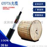 GYFTA光纜,室外非金屬是穿管鎧裝光纜