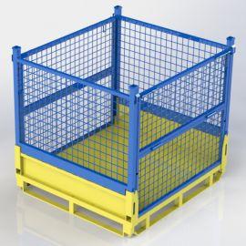 折叠式周转箱,仓储笼,堆式周转箱,金属仓储笼