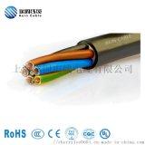 伺服電機電纜TOPFLEX600-PVC電纜
