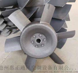 消防高温排烟风机叶轮