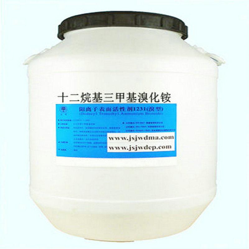十二烷基**基溴化铵