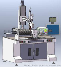 **烁光电焊缝跟踪传感器解决螺旋激光焊位置偏差