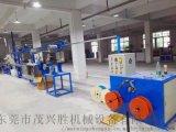 厂家供应PVC电线挤出机 PVC电源线押出机机械