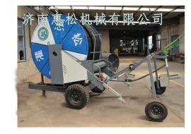 热销推荐JP系列移动喷灌机 节水灌溉设备定制 卷盘式自走喷灌机
