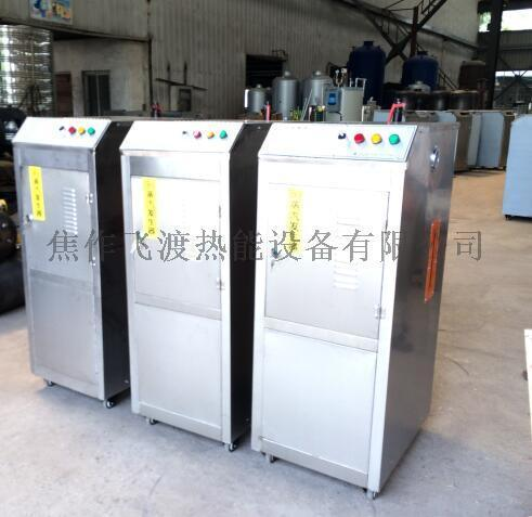 飛渡熱能蒸饅頭用36千瓦電蒸汽發生器