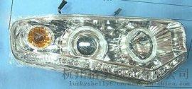 海格客车配件 前组合灯 右前大灯 37V11-11200