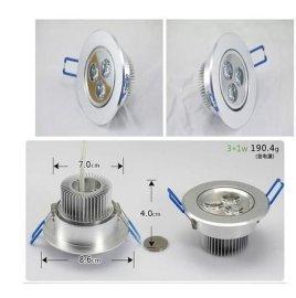 帝比特led天花射燈,led筒燈,led射燈