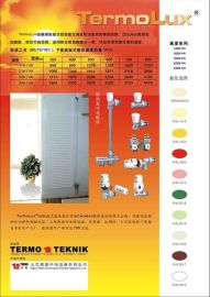TermoLux钢制板式散热器