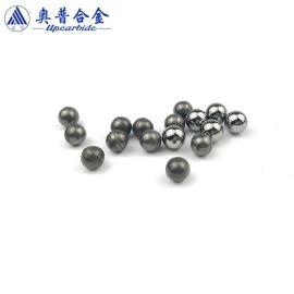 直销YN6精磨钨钢滚珠 直径8mm合金钢球