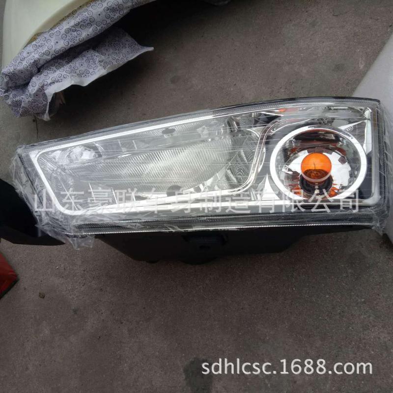 一汽解放B27大燈 尾燈霧燈一汽解放解放尾燈霧燈生產廠家圖片