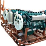 1000310-SW4 一汽锡柴6DL1-28-SW4型发动机总成(不带风扇)