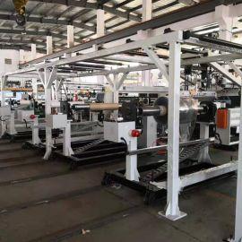 高速铝塑复合板生产线 铝塑板设备