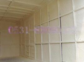 冷库保温天津聚氨酯发泡机|喷涂机车厢保温上海聚氨酯高压发泡机喷涂机