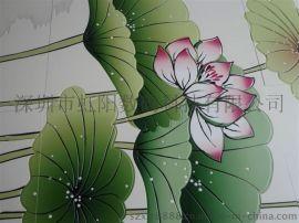 艺术玻璃背景墙打印机厂家