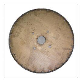 直径250-1000mm电镀金刚石锯片