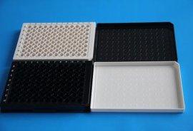 WHB 96孔发光板/全黑全白板