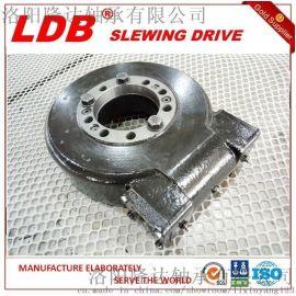 厂家供应回转驱动12寸SE12/PE12封闭式蜗轮蜗杆减速机减速器