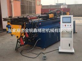 厂家直销DW-75CNC全自动数控弯管机 伺服液压弯管机