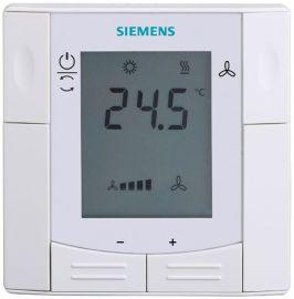 德国西门子RDF340 风机盘管温控器 带LCD 四管制