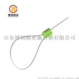铅封钢丝一次性塑料扎带扣物流标签锁扣扎带尼龙电表封条