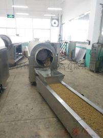 电磁炒货机 全自动流水线炒大豆