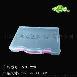 2017年小朋友新款大号磁力玩具积木文件收纳盒pp包装盒