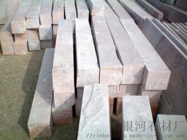 供应大理石栏板栏杆半成品 石材栏杆厂家