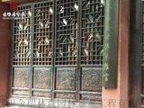 廣元仿古門窗廠家,實木花格雕花門窗定做廠家