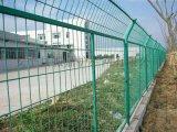 工廠直銷園林框架護欄網鐵路防護網廠區隔離網