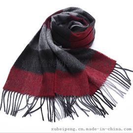 保暖针织围巾
