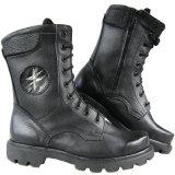 固特异靴子厂家防刺靴保安工作鞋