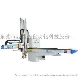 深圳机械手丨单轴伺服横走式机械手|西格玛机械手