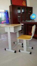 新乡市友派家具豪华课桌椅家具生产原装现货