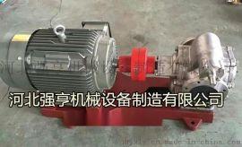安阳KCB-33.3不锈钢齿轮  泵