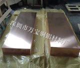 C5191磷铜板,高精锡磷青铜板,半硬2.0 1.5铜板