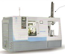 S400系列单机自动化系列料仓机械手自动送料数控车床小型数控车床