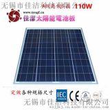 JJ-110D110W多晶太陽能電池板