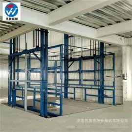 直销5吨载货电梯 10米简易升降平台 简易货梯