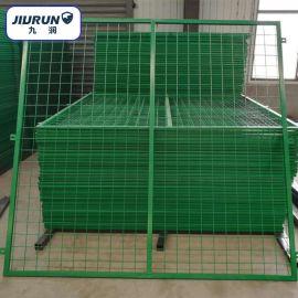 车间隔离网 现货供应1.8*3m仓库隔离网  框架隔离网