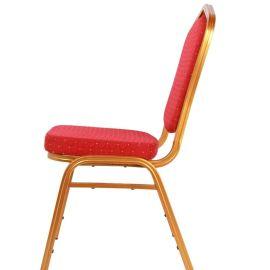 酒店餐椅婚慶會議貴賓椅將軍椅子餐桌椅酒樓椅加固加厚批發辦公椅